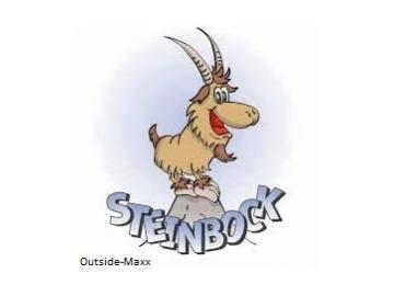 "ClipClap-Deckel "" Steinbock """