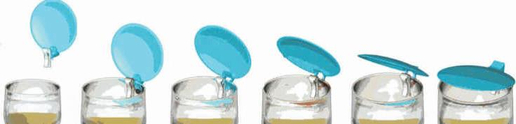 Weizenbierglas 0,3 l aus SAN-Kunststoff