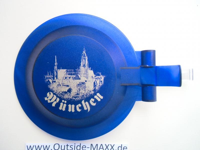 "50 x ClipClap-Deckel XXL "" München """