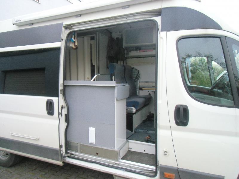 Türstopper Türhalter für Kastenwagen / Wohnmobil