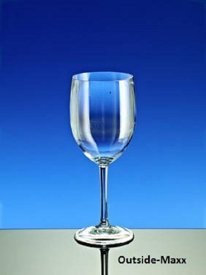 Weinkelch/Weinglas 0,1l/0,2l SAN-Kunststoff