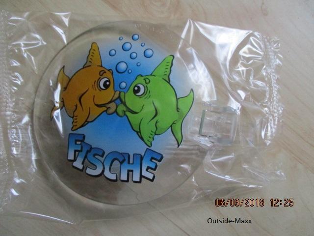 "ClipClap-Deckel "" Fische """