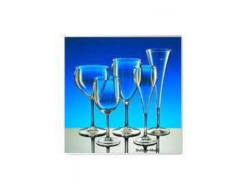 Startset MINI (8 Gläser SAN-Kunststoff ) + GRATISzugabe