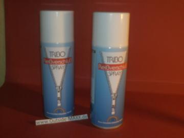 2 x TRIBO Reißverschlußspray 200 ml